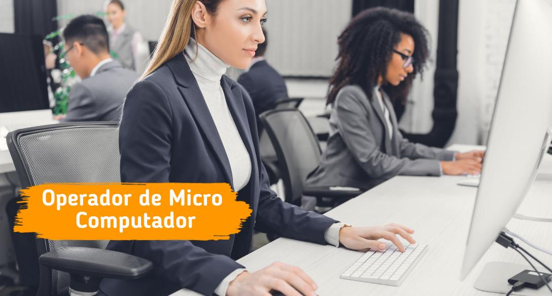 Operador de Micro Computador