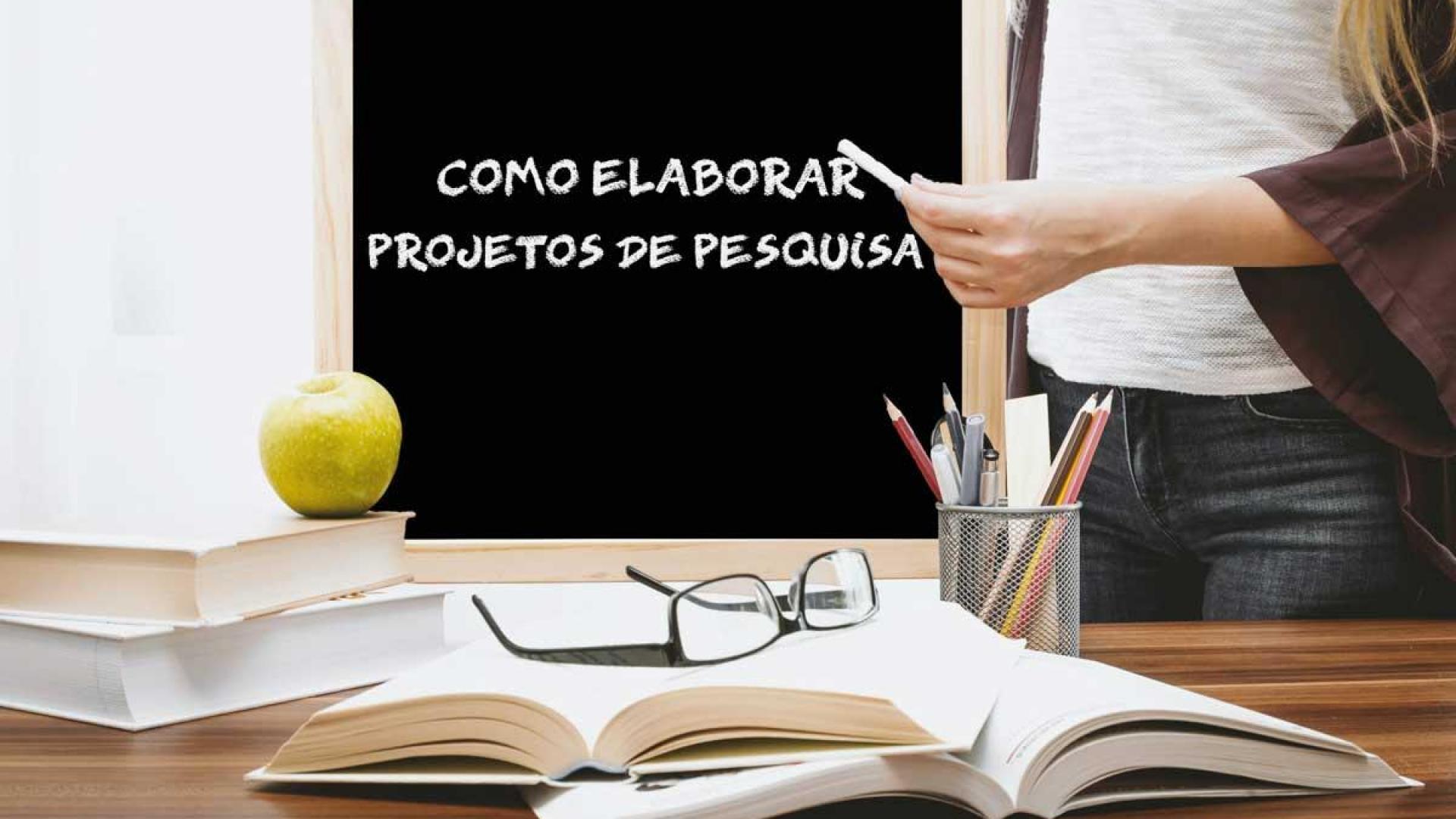 Como Elaborar Projetos de Pesquisa em Educação