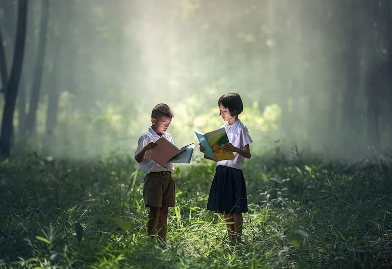 Educação Ambiental nas escolas: Crianças e o Meio Ambiente