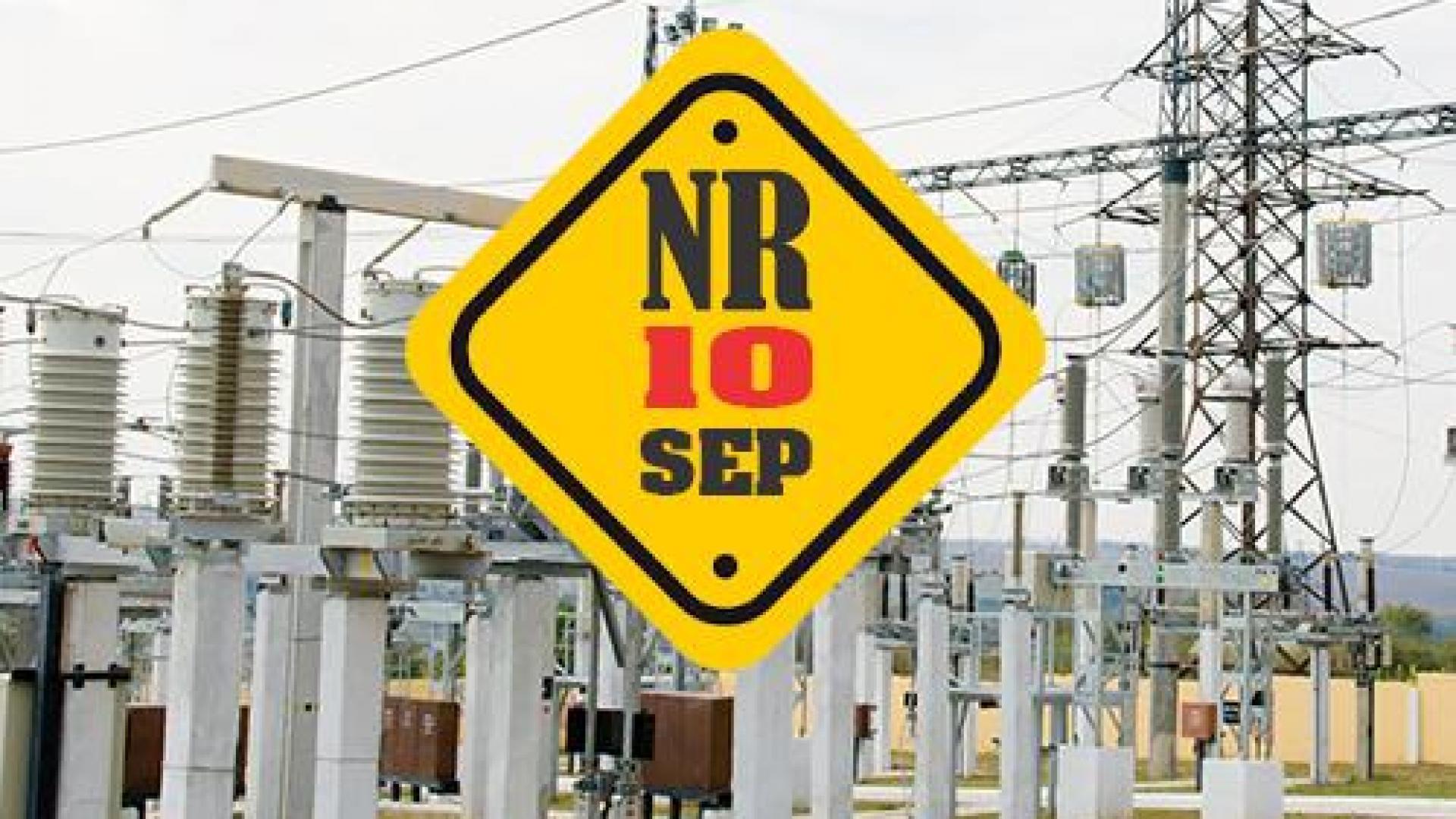 SEP - Sistema Elétrico de Potência - NR 10