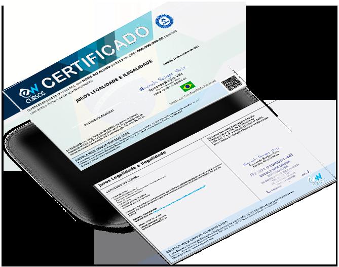 EW Cursos Online Certificado